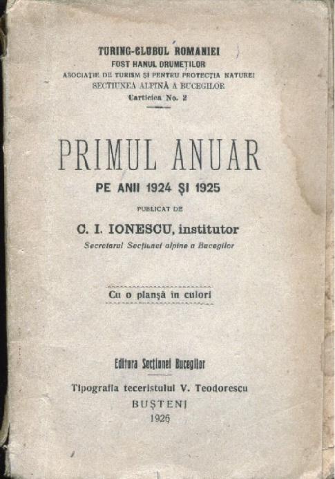 Primul anuar